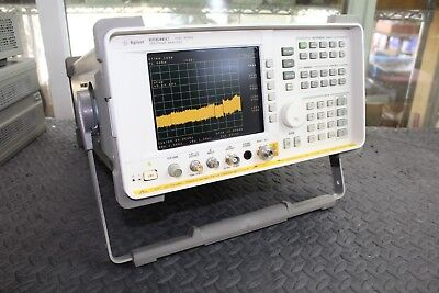 Hp Agilent 8564ec Spectrum Analyzer 30 Hz - 40 Ghz Nist Cal Cert . Opt 5 6 7 8