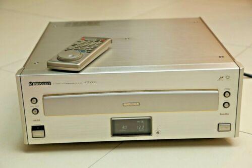 Pioneer HLD-1000 Hi-Vision LD Laser Disc Player NTSC MUSE AC-3