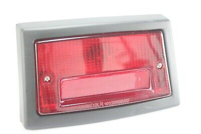 Cubcadet Yanmar Tail Light Assy Lamp Rear Red Break Safety Sc2400 Sc2450
