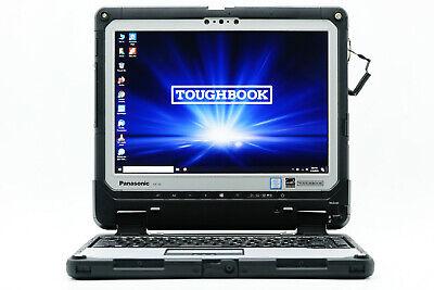 "Panasonic Toughbook CF-33 12"" 2-in-1 Tablet, Intel i5-7300u, 8GB RAM, 256GB SSD"