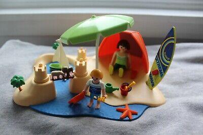Playmobil Beach set 4149 complete