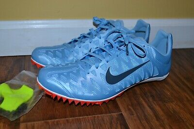 sports shoes c88ac 90f34 NIKE MENS ZOOM MAXCAT 4 TRACK AND FIELD RACING SPIKES SIZE 10 NEW