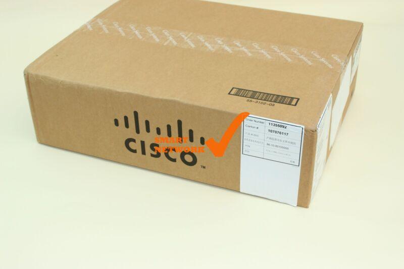 New Cisco Ws-c3650-48td-l 48 Port 250wac Power 3650 Lan Base Switch
