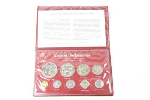 1978 Coin of the Bahamas Specimen Set