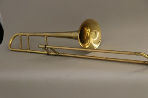 VINTAGE Conn 44H Conqueror Vocabell Trombone PREOWNED