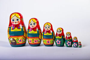 Best Selling in Russian Doll