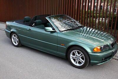 BMW 323i Cabrio, E46, 2.Hand, TÜV NEU, Nur 114.000 KM online kaufen