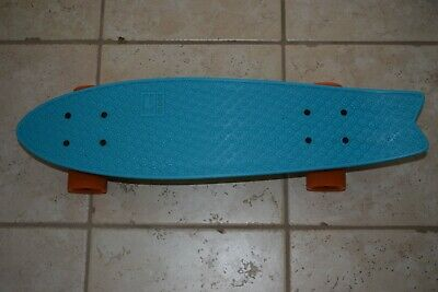 Globe Bantam ST 'Penny' Aqua 23in Complete Skateboard