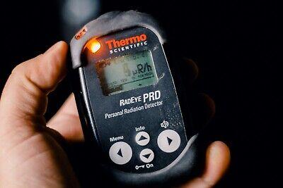 Thermo Radeye Prd Personal Radiation Detector
