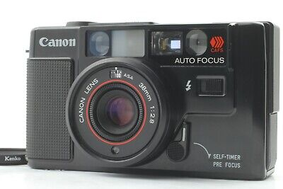 【EXC+++++】Canon Sure Shot AF35M Autoboy Camera, Filter from JAPAN#c33【Free Ship】