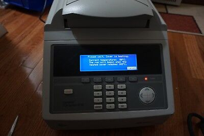 Abi Applied Biosystems Geneamp Pcr System 9700 384-well Cycler Thermocycler Qx