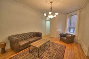 Fully Furnished 4 Bedroom Downtown- Flexible Lease