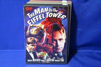 The Man on the Eiffel Tower (DVD, 1949)   Charles Laughton