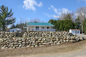 Maison à vendre à St-Alphonse-Rodriguez