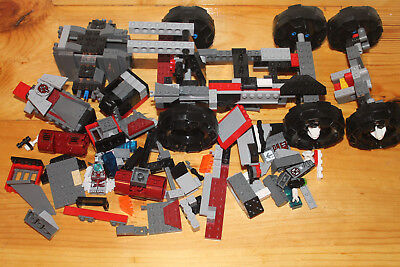 Lego Chima Worrizs Combat Lair 70009 Parts And Pieces