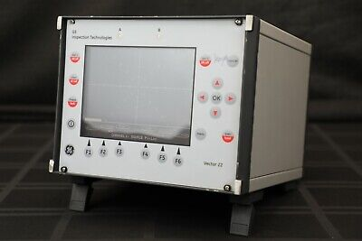 Ge Inspections Hocking Vector 22 Dual Frequency Eddy Current Inspection System