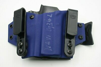 T.Rex Arms Glock 43/43x Sidecar Appendix Rig Kydex Holster New! -left