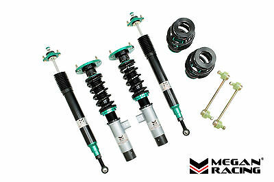 2014-2016 BMW F06 640i 650i Gran Coupe Megan Racing Euro Street Coilovers Coils
