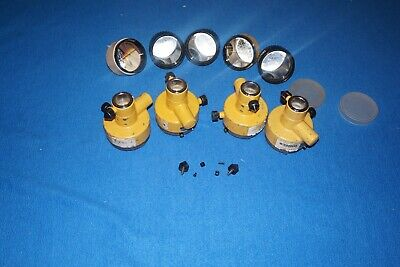 100 Authentic Lot Topcon Tribrach Adapter Pentax Survey Total Station Reflector