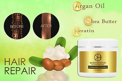 Keratin For Hair Hydrating Masque Conditioning Best for damaged frizz repair