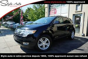 2008 Ford Edge Limited AWD CUIR TOIT PANORAMIQUE