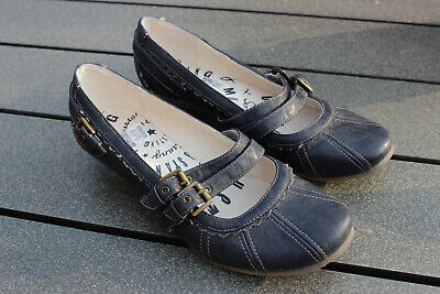 Mustang Damen Schuhe / Ballerinas / Pumps Gr.40  Top Zustand !!!!