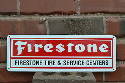 Firestone Tires Sign Service Center Tire Shop Advertising Mechanic Parts Freeshi