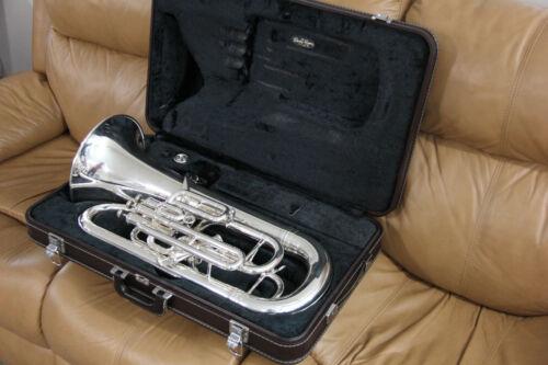 Yamaha Euphonium Baritone YEP 621 Silver Plated YEP621S 4 Valves