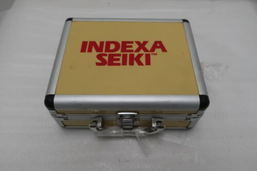 Indexa Seiki m2 - m7 Tapping Head with Collets NEW