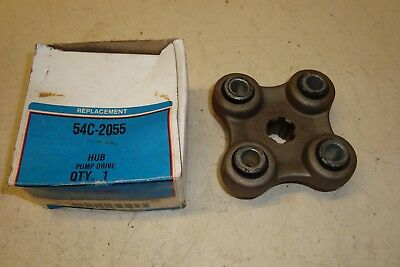 Ford 8n 600 800 Tractor Loader Pump Drive Hub Coupler 54c2055