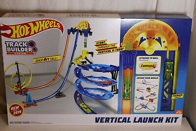 Hot Wheels Track Builder Vertical Launch Kit **Ready to Ship**