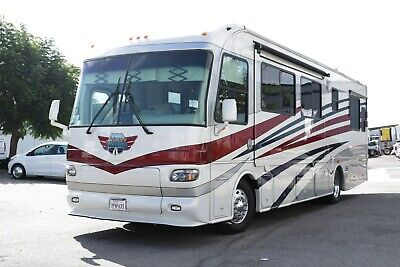 Alfa See Ya Motorhome RV Class A Coach diesel Pusher 36 Ft