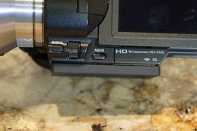 Sony NEX VG10/VG20/VG30 and VG/900 base plate repair