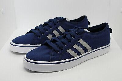 adidas Originals Nizza Lo Mens Shoes Traniers Blue UK 10 RRP £55