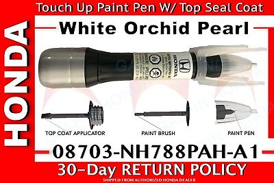 Genuine OEM Honda Touch Up Paint Pen - White Orchid Pearl   (08703-NH788PAH-A1)
