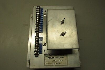 Letourneau 405-1515r Traction Speed Control Relay