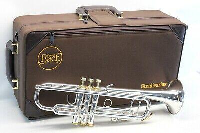 Raw Gold Brass NEW Genuine Bach Stradivarius Bb Trumpet Bell #72G