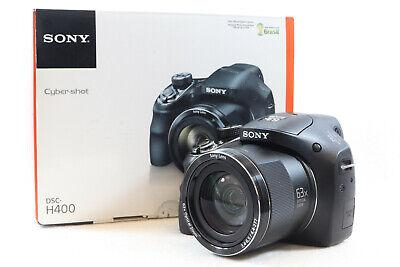 Sony DSC-H400 H400 Bridge Camera 63x Zoom -BB 485-