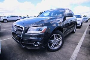 2014 Audi Q5 2.0T AWD S-line. Panoramic Sunroof, Leather, Navig