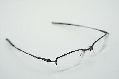 Oakley JACKKNIFE 4.0 Polished Black Prescription Eyeglasses Frames 51-19-138