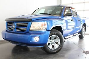 DODGE DAKOTA CREW CAB SXT V8 2008 4X4
