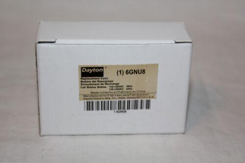 Dayton 6GNU8 Definite Purpose 20-40A Contactor Replacement Coil 110 - 120 VAC