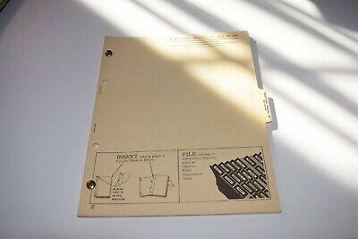 John Deere Waterloo Model D Parts Catalog