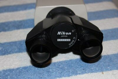 Nikon Optiphot Labophot Microscope Binocular Head