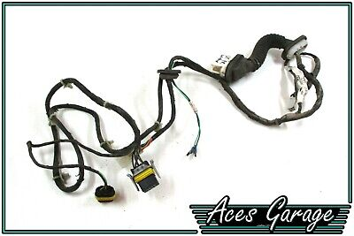 Front RH Right Drivers Door Wiring Harness Loom VT S1 Commodore Parts #2 Aces