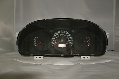 Kia Spectra Speedometer Instrument Cluster Dash Panel Gauges 74,181 Miles