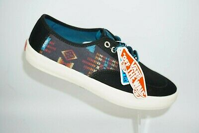 VANS ALDWYCH NATHAN FLETCHER LACE UP TRAINERS UK SIZE 6.5. UNUSED