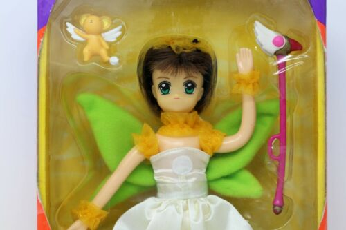 Cardcaptors Fashion Doll Green Fairy Sakura Trendmasters Card Captor Sakura