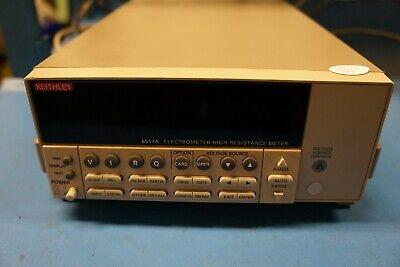 Keithley 6517a Electrometerhigh Resistance Meter