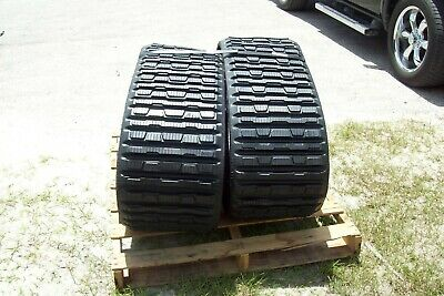 Asv Rc5060 Replacement Track Set 2tracksalso Fits Cat 247-257 Loaders